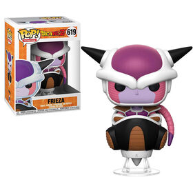 Funko POP! Animations: Dragon Ball Z S6 - Frieza Vinyl Figure