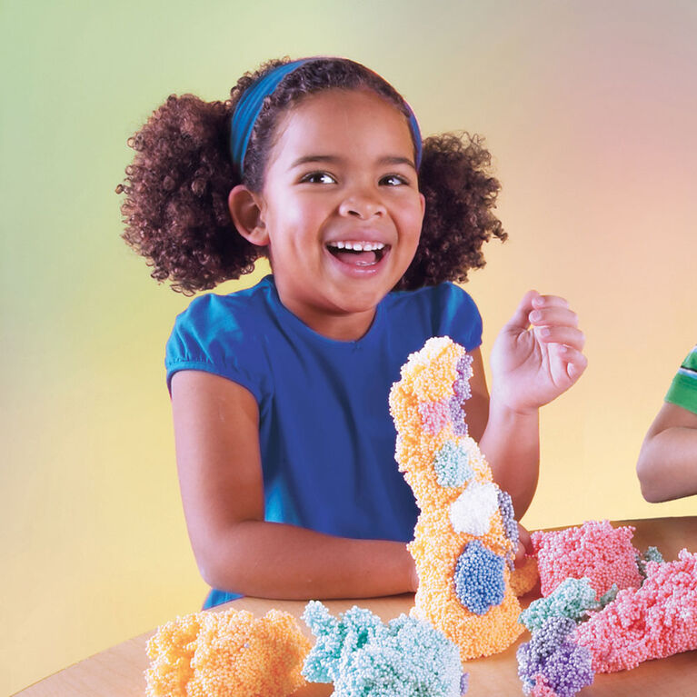 Educational Insights Playfoam, Sparkle 4 Pack - English Edition