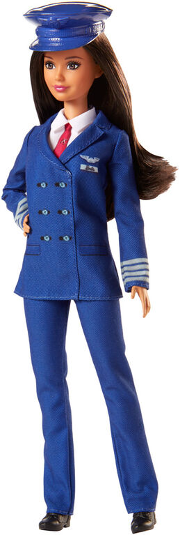 Barbie Careers Pilot Doll