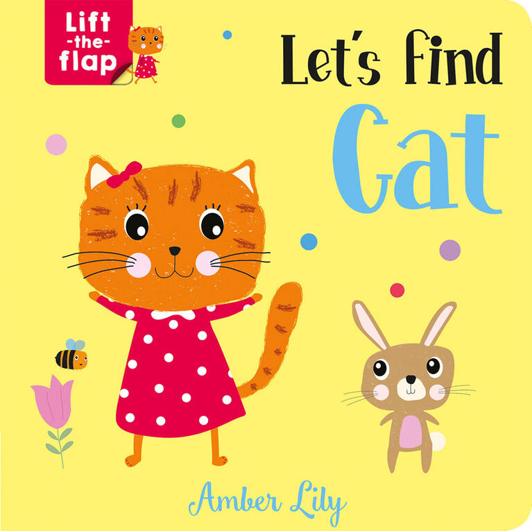Lets Find Little Cat - English Edition