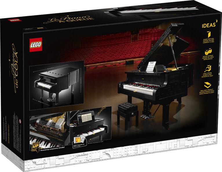 LEGO Ideas Le piano à queue 21323