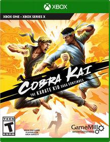 Xbox One Cobra Kai