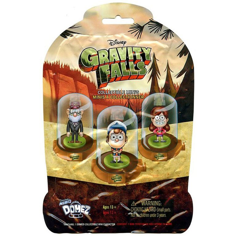 Disney Gravity Falls Mini's Original Domez Blind Pack