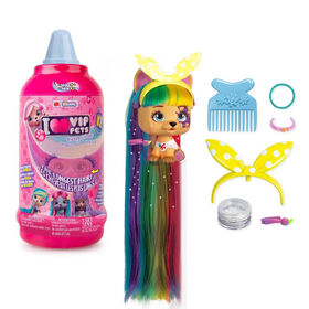 VIP PETS - S1 Surprise Hair Reveal Doll
