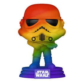 Funko POP! Star Wars: Pride - Stormtrooper - Rainbow