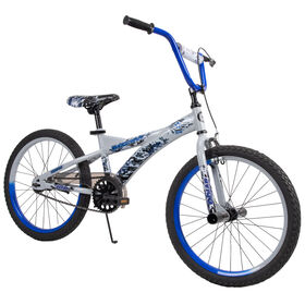 Avigo Shockwave Bike, Gray - 20 inch