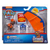 PAW Patrol Ultimate Rescue, Zuma's Mini Hang Glider with Collectible Figure