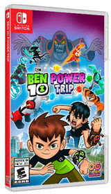 Nintendo Switch - Ben 10 Power Trip