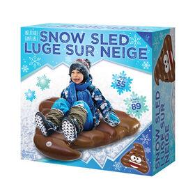 """35"""" Poop Snow Tube"""