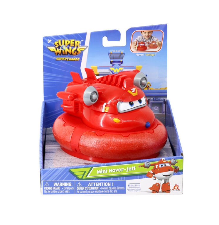 Super Wings - Mini Hover Jett