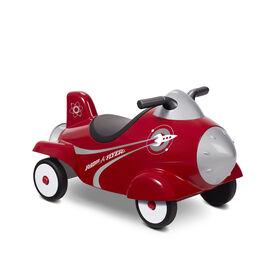 Radio Flyer - Retro Rocket - Red