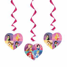 "Princess Hanging Deco 26"", 3 pieces"