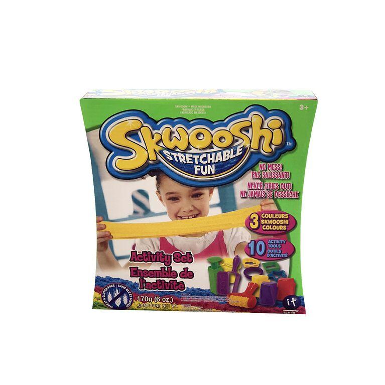 Skwooshi Activity Pack