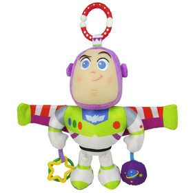 Toy Story Buzz Lightyear On the Go Activity Toy