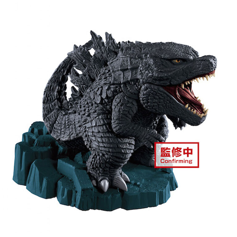 Banpresto - Godzilla (2019) - Deformed Figure - English Edition