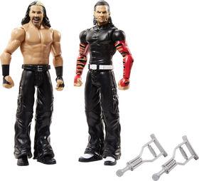 WWE Hardy Boyz Battle Pack 2-Pack