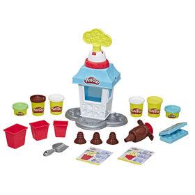 Kitchen Creations de Play-Doh, ensemble de jouets de cuisine Soirée maïs soufflé
