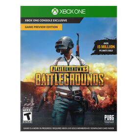 Xbox One - Player Unknown Btlgrnd Code In Box