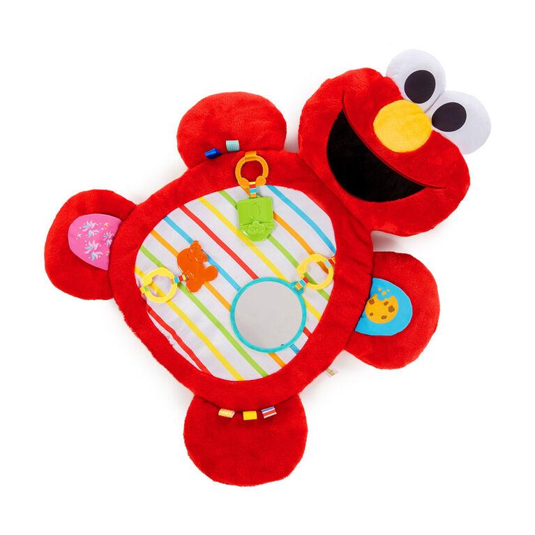Tummy-Time Elmo
