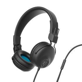 JLab Audio Studio On-Ear Headphones Black