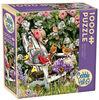 Spring 1000 Piece Puzzle - Birds