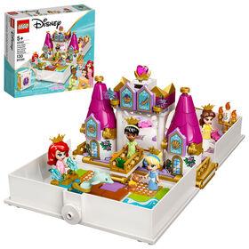 LEGO Disney Princess Ariel, Belle, Cinderella and Tiana's Storybook Adventures 43193
