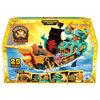 Treasure X Sunken Gold Treasure Ship Playset