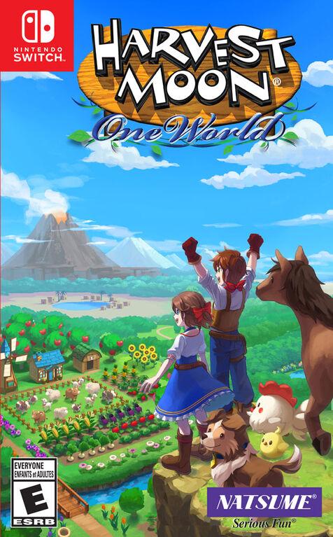 Switch - Harvest Moon One World
