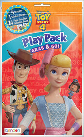 Toy Story 4 Playpack - English Edition