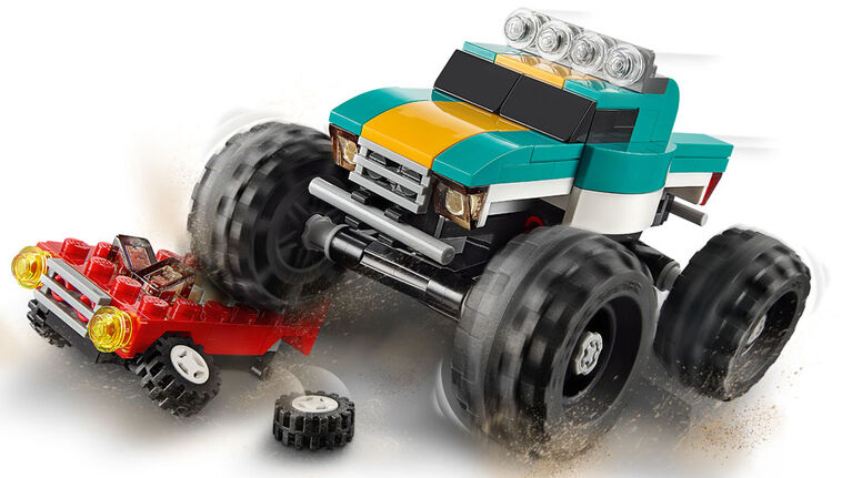 LEGO Creator Monster Truck 31101