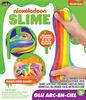 Nickelodeon Rainbow Slime Kit