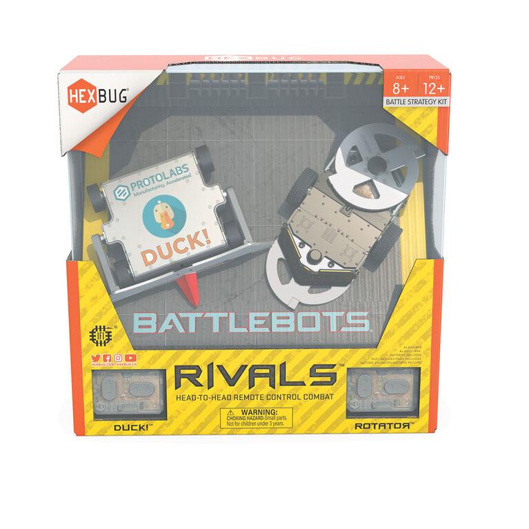 HEXBUG, Adversaires BattleBots 5.0