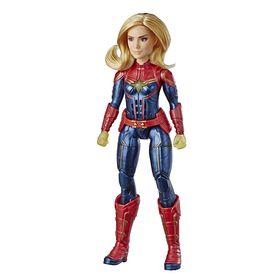 Captain Marvel - Photon Power FX Captain Marvel Electronic Super Hero Doll