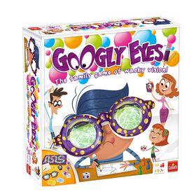Googly Eyes Game - English Edition