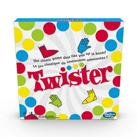 Hasbro Gaming - Jeu Twister - les motifs peuvent varier