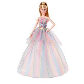 Barbie Birthday Wishes Doll - English Edition