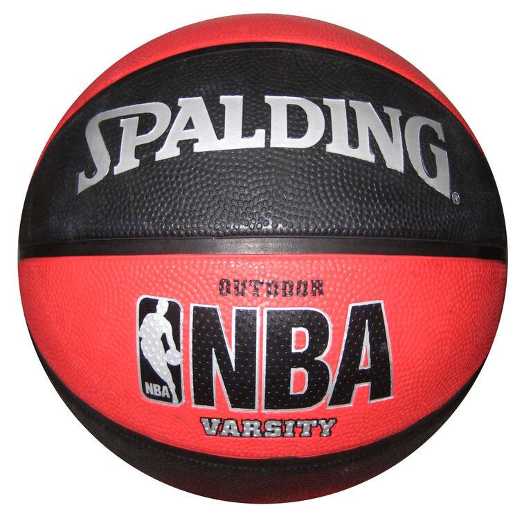 Spalding NBA Varsity Red/Black Basketball