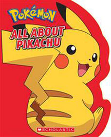 Pokémon: All About Pikachu - English Edition