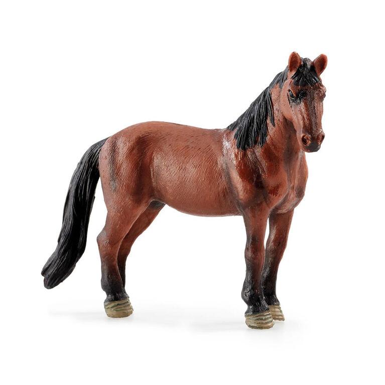 Awesome Animals - Figurines de la ferme -  Les couleurs et les motifs peuvent varier - Notre exclusivité