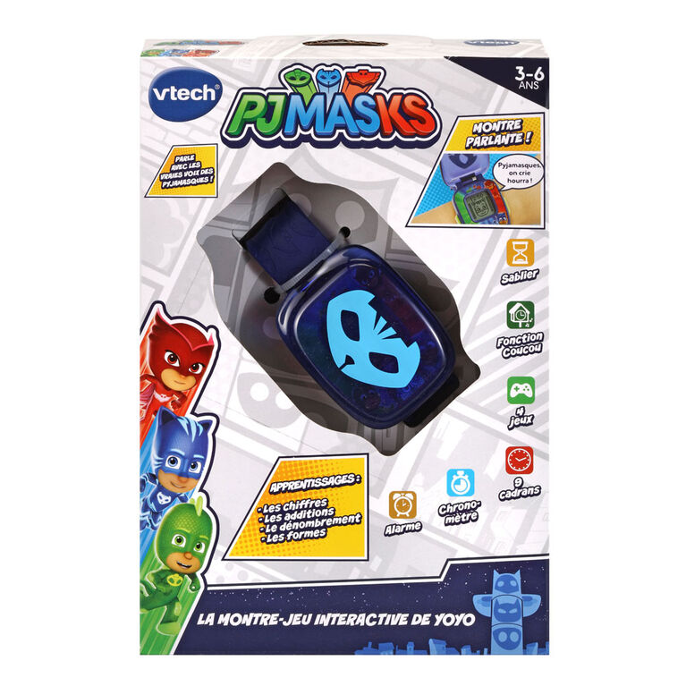 PJ Masks Super Catboy Watch - Édition française