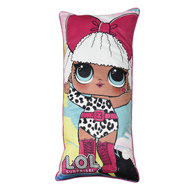L.O.L. Surprise! Huggable Body Pillow