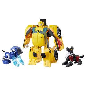 Playskool Heroes Transformers Rescue Bots Bumblebee Rescue Guard
