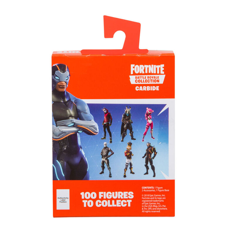 Fortnite Battle Royale Collection: Solo Pack - Carbide