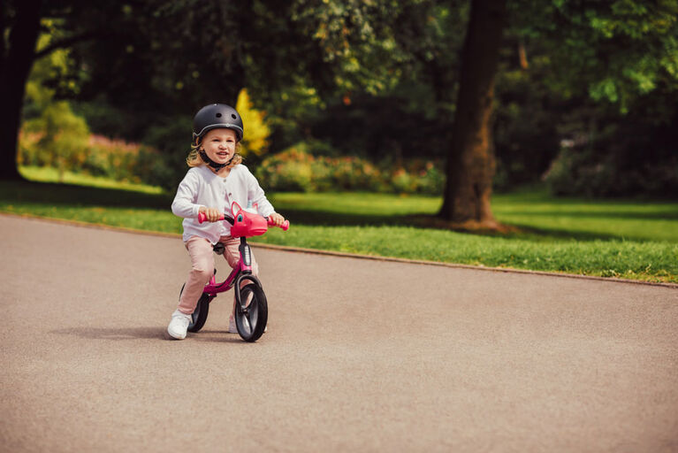 GO Balance Vélo - Rose Néon