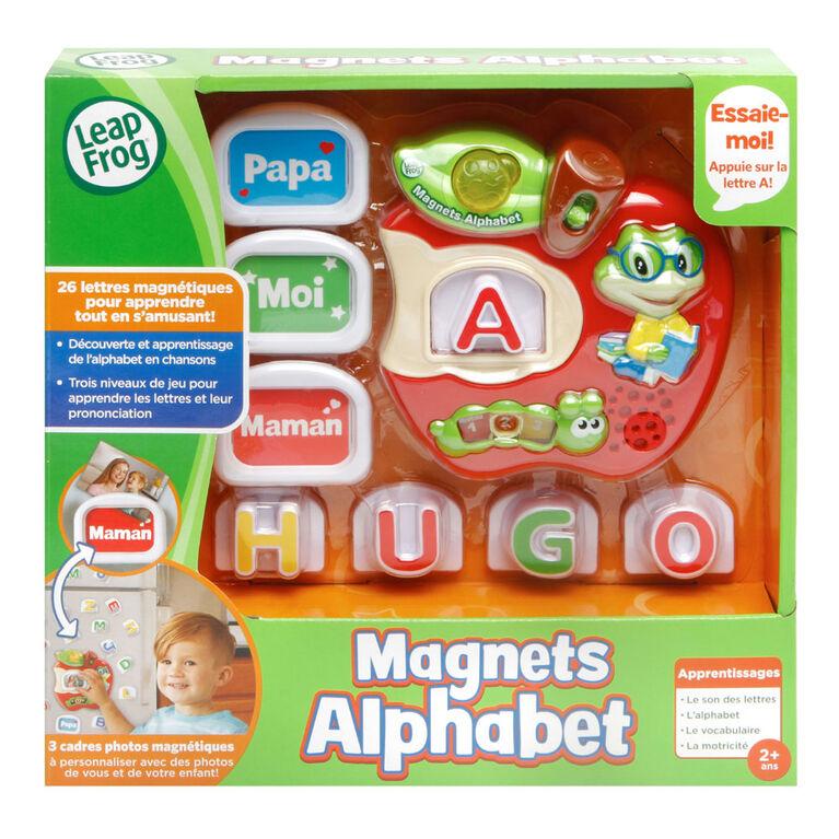 Magnets Alphabet - Édition Française
