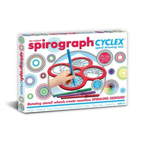 Spirograph Cyclex - English Edition