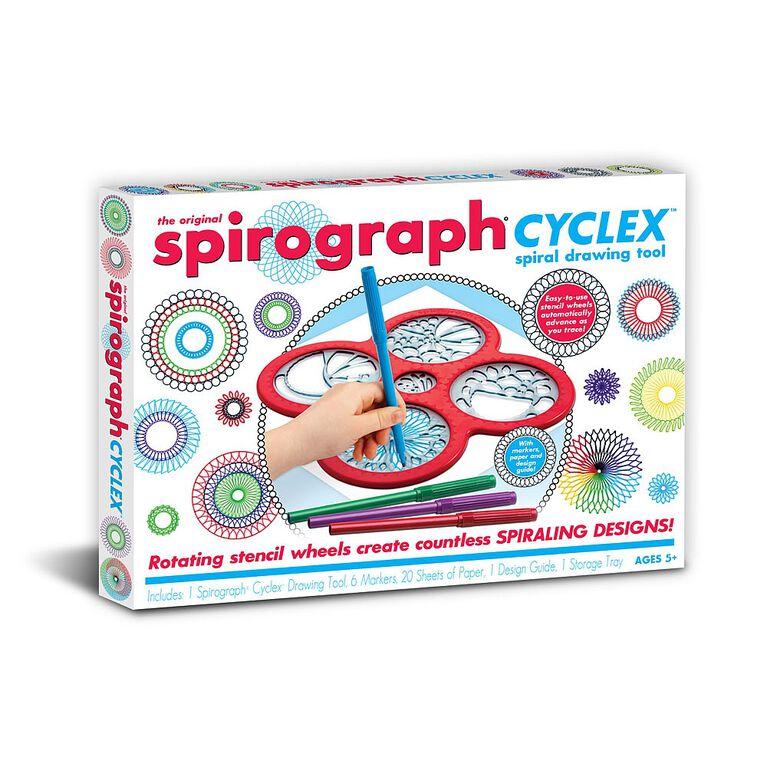 Spirograph Cyclex - English Edition
