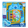 LeapFrog Blue's Clues & You! Skidoo Into ABCs Book -  Édition anglaise
