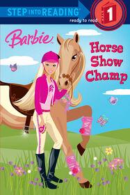 Barbie: Horse Show Champ (Barbie) - Édition anglaise