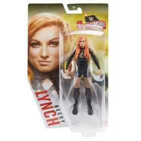 WWE Becky Lynch Wrestlemania Action Figure